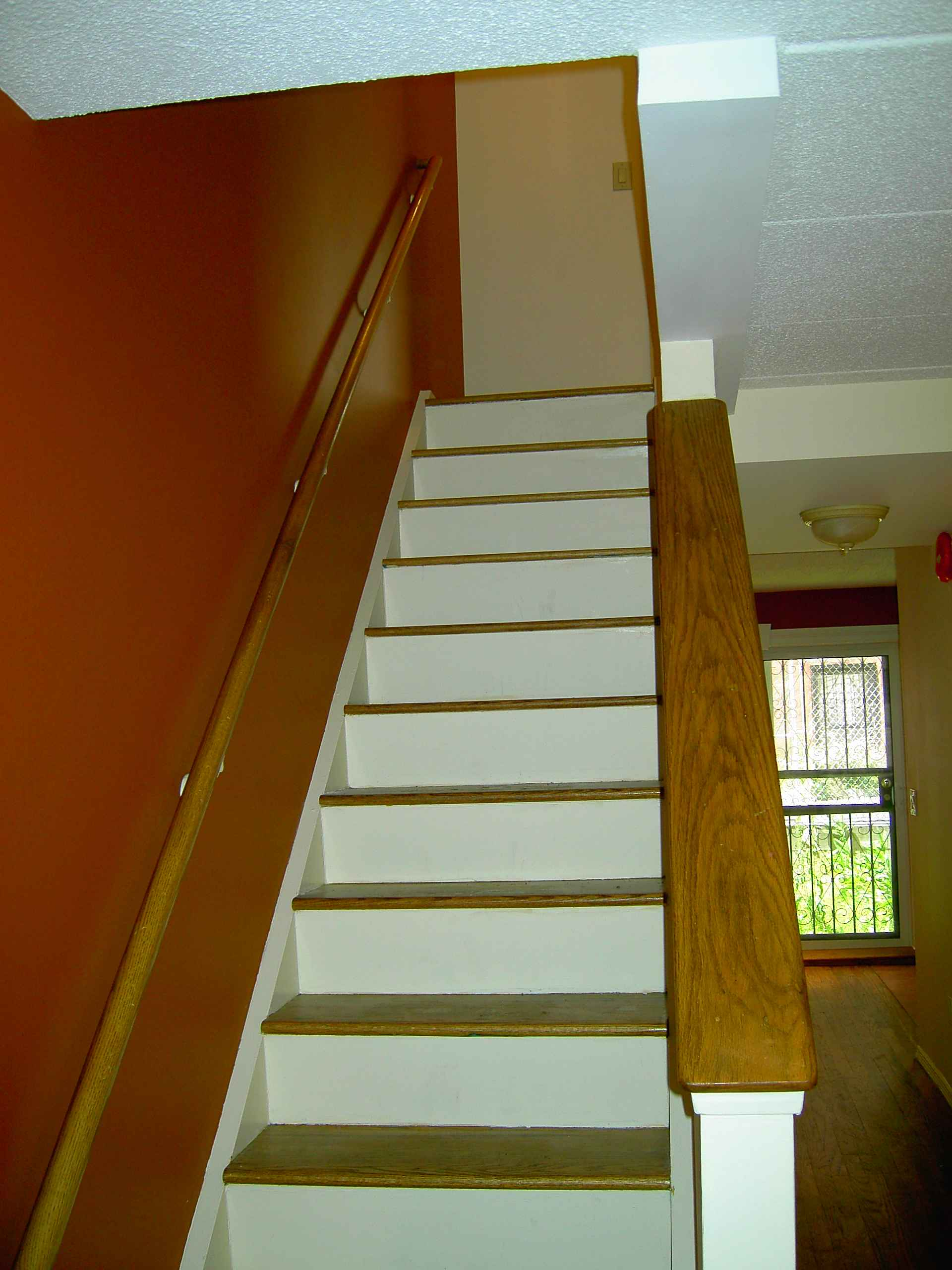 wood stairs designed built installed repaired nyc new york